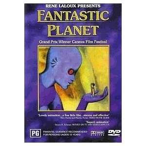 Der wilde Planet / Fantastic Planet ( La Planète sauvage ) ( Planet