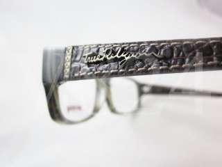 TRUE RELIGION Eyeglasses RENO DEMI BROWN 57MM