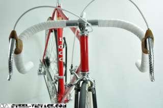 Steel Vintage Bike   Campagnolo Victory Super Record Columbus