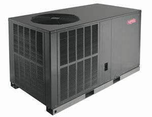 Ton Goodman 13 SEER R 410A Heat Pump Package Unit