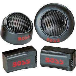 New BOSS TW15 250W 1 Super Polymer Micro Dome Tweeters TW 15