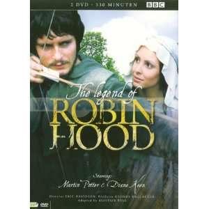 The Legend of Robin Hood DVD (Brand New)  Martin Potter