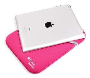 Reversible Black & Pink Neoprene Case   Apple iPad 1&2