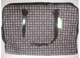 NEW Kate Spade Classic Noel Triangular Duffle Bag NWT