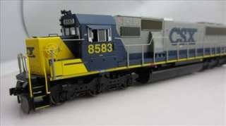 Athearn HO Scale Locomotive CSX SD 50 #8583