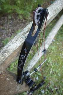 Martin Scepter 4 Compound Target Bow 55 70 lbs Archery Furious Cams