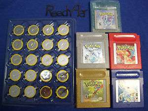 POKEMON EXTRAS & GAME SAVE BATTERY REPLACEMENT REPAIR SERVICE Game boy