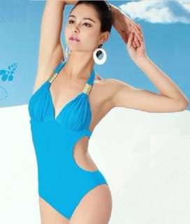 One Piece Body New Lady Swimming Beach Sexy Bikini Swimwear Swimsuit
