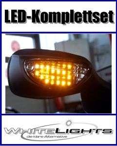 LED Rücklicht+schwarze Blinker Suzuki GSX R 1000 K9 L1