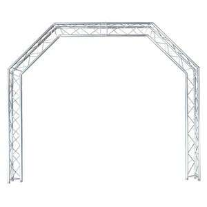 Global Truss DJ Archway lighting rig stand bar DISCO