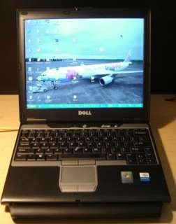 DELL LATITUDE D410 WIFI LAPTOP WITH MICROSOFT OFFICE