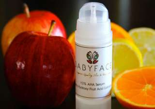 ALPHA HYDROXY ACID STRONG 12% SERUM *FACE HANDS BODY 608938131393