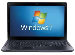 Acer Aspire 5336 Celeron Dual Core 4GB 500GB Windows 7 Home Premium 15