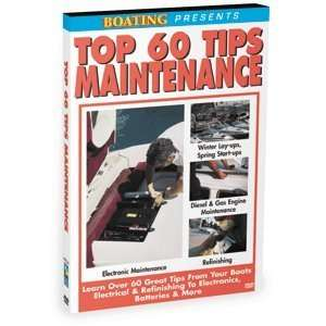 New BENNETT DVD TOP 60 TIPS MAINTENANCE   25824