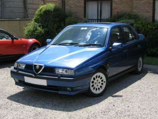 ALFA ROMEO 155 1.7L Twin Spark   Power Chip Tuning