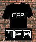 Eat Sleep T Shirts, Funny Mens T Shirts items in Design a tshirtshop