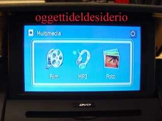 AUTORADIO,NAVIGATORE GPS, DVD, SD, BLUETOOTH MAZDA 6