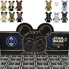 DISNEY Star Wars 3 Vinylmation 24 pc SEALED Box Case T