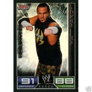 Wwe Slam Attax MATT HARDY Champion