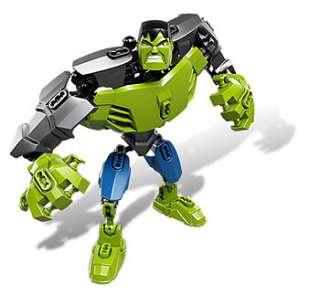LEGO SUPER HEROES MARVEL AVENGERS 4530 ULTRABUILD THE HULK *NEW