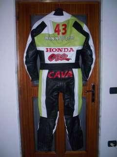 Tuta da moto in pelle Honda Hannspree SBK a Terni    Annunci