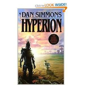 Hyperion 1st (first) edition Text Only: Dan Simmons: Books