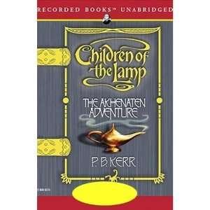 , Book 1: The Akhenaten Adventure (9781419308277): P.B. Kerr: Books