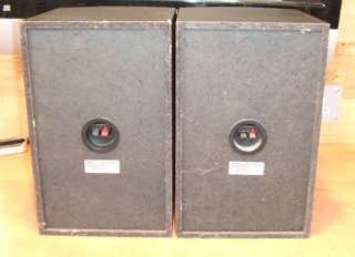 Sony SS H771 Hi fi stereo home sound audio speakers spks