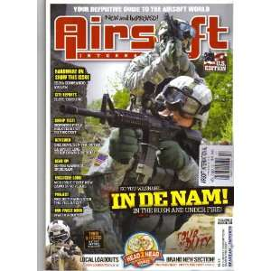 Airsoft International Magazine (Your definitive guide to the airsoft