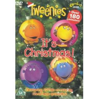 TWEENIES   ITS CHRISTMAS. NEW & SEALED DVD.
