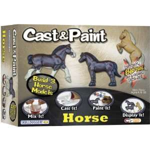 Cast & Paint Kit Horse (7220) Arts, Crafts & Sewing