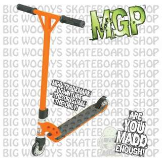 MGP Team Edition Scooter Orange Pro Stunt Scooter 9334052022897