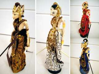 NEW Authentic Wayang Golek Puppet fr. Indonesia