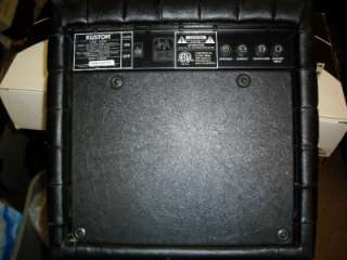 66 Dart Electric Guitar Amplifier with Effects Tuck and Roll