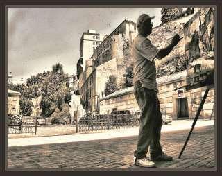 SEGOVIA ARTE HISTORIA PINTURA CATEDRAL PAISAJES FOTOS PINTOR ERNEST