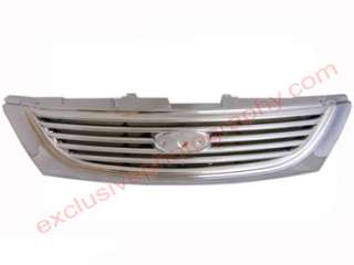 Ford AU Ser2 & 3 Grill Falcon Fairmont Chrome Grille