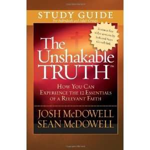 12 Essentials of a Relevant Faith [Paperback] Josh McDowell Books
