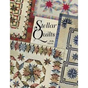 Stellar Quilts [Perfect Paperback] Judy Martin Books
