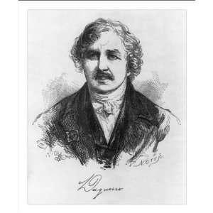 Historic Print (L) [Louis Jacques Mandé Daguerre, 1787