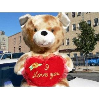 NEW LIFESIZE 61 inches tall STUFFED TEDDY BEAR HUGE PLUSH