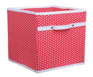 touch to your room with these gorgeous fabric covered storage boxes