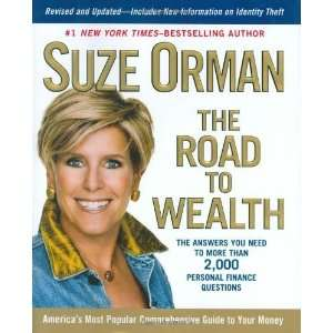The Road to Wealth, Revised Edition [Hardcover] Suze Orman Books