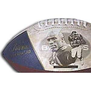 Terrell Davis Embroidered Foto Football: Sports & Outdoors