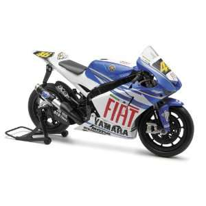 Toys Street Bike 112 Scale Motorcycle   Fiat MotoGP Valentino Rossi