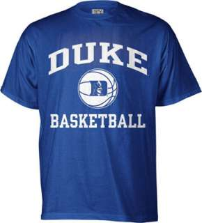 Duke Blue Devils Perennial Basketball T Shirt