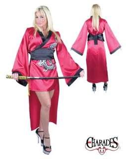 Geisha Girl Adult Costume  Womens International Halloween Costumes