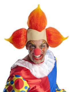 Evil Clown Wig   Costume Wigs