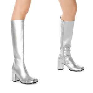 Gogo Boots (Silver) Adult, 33607