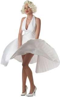 Deluxe Marilyn Monroe Costume   Marilyn Monroe Costumes
