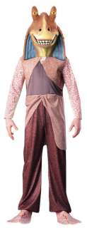 Star Wars Jar Jar Binks Adult Costume   Groups & Themes